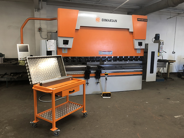 Ermaksan Press Brake