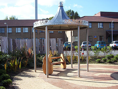 Stainless Steel Gazebos