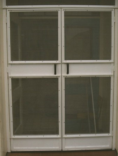 Flyscreen Double Doors