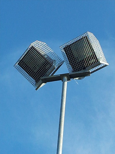 Mesh Light Guards