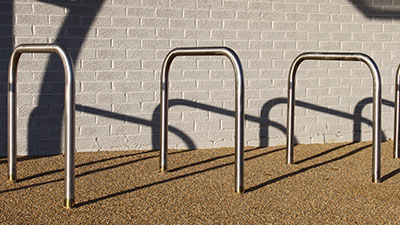 Stainless Steel Cycle Racks